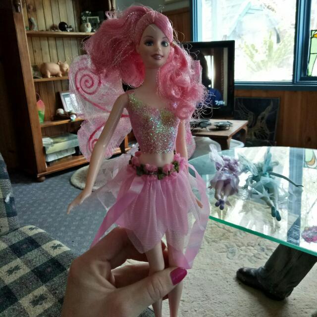 Beautiful Barbie Fairytopia