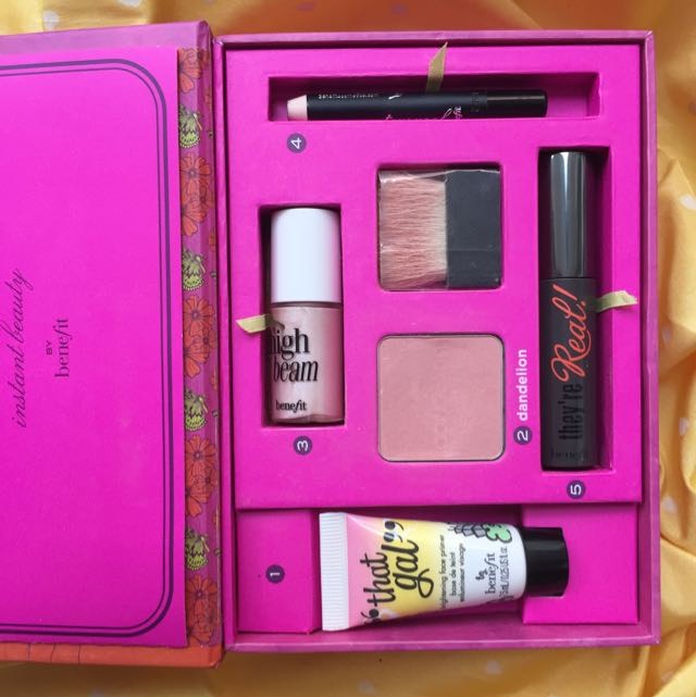 Benefit Do The Bright Thing
