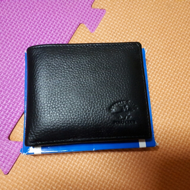 Beverly hills polo club wallet