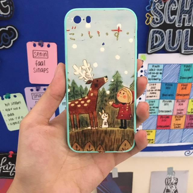 Case Loly Poly iPhone 5/5s