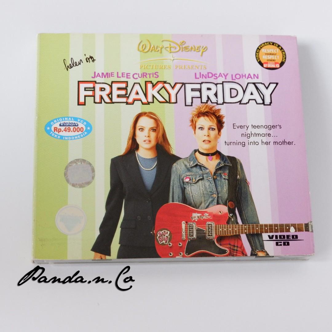 CD Film Freaky Friday