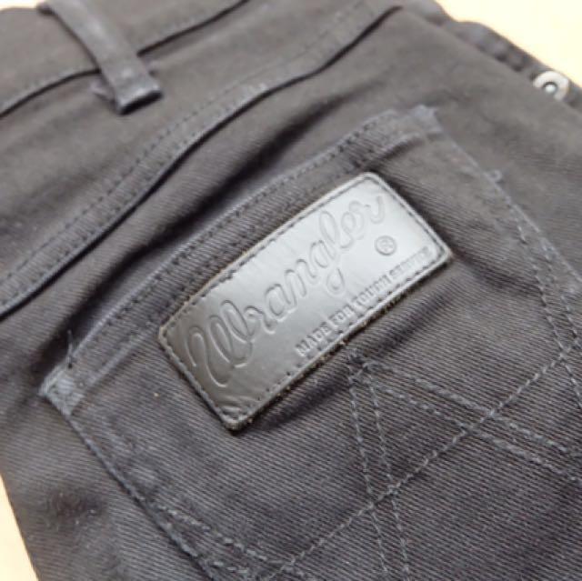 Celana Jeans Wrangler Original Mens Fashion Clothes Bottoms On Carousell