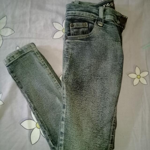 Celana Jeans Y&G