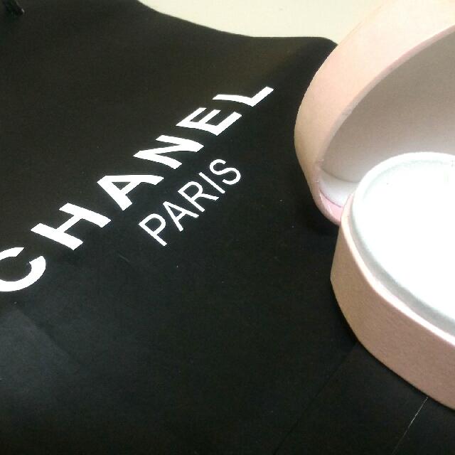 Chanel正品夾式耳環