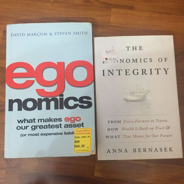 [charity] Business Econs Books