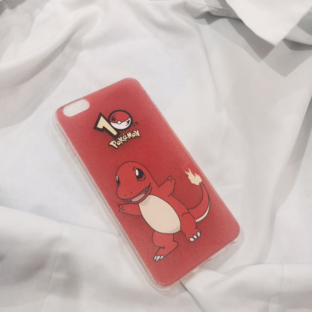 Charmander Case for 6+/6s+