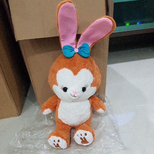 Cookie Bunny Plush From Japan