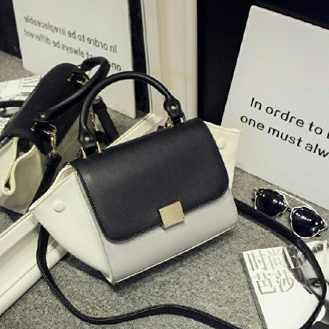 D1012 Hand bag || Tas Import || Tas Fashion || Tas Batam || destyannis || Dazzling Tabby