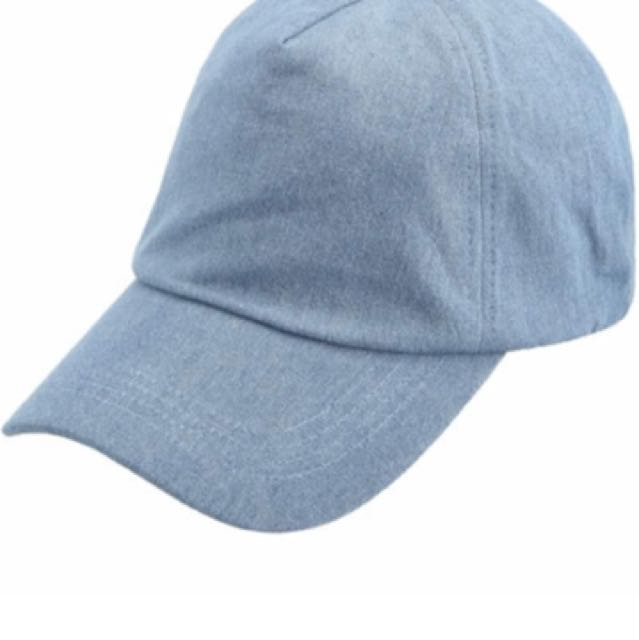 Denim wash cap/ fresh from Australia