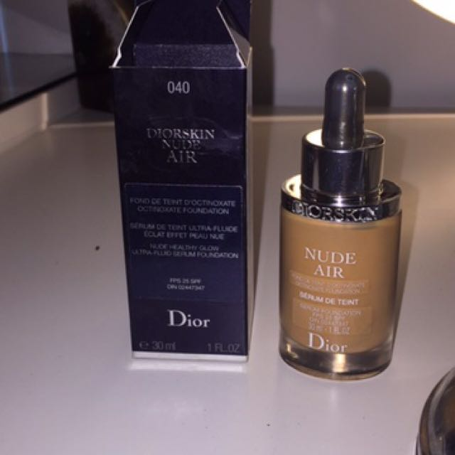 Dior skin nude air Foundation