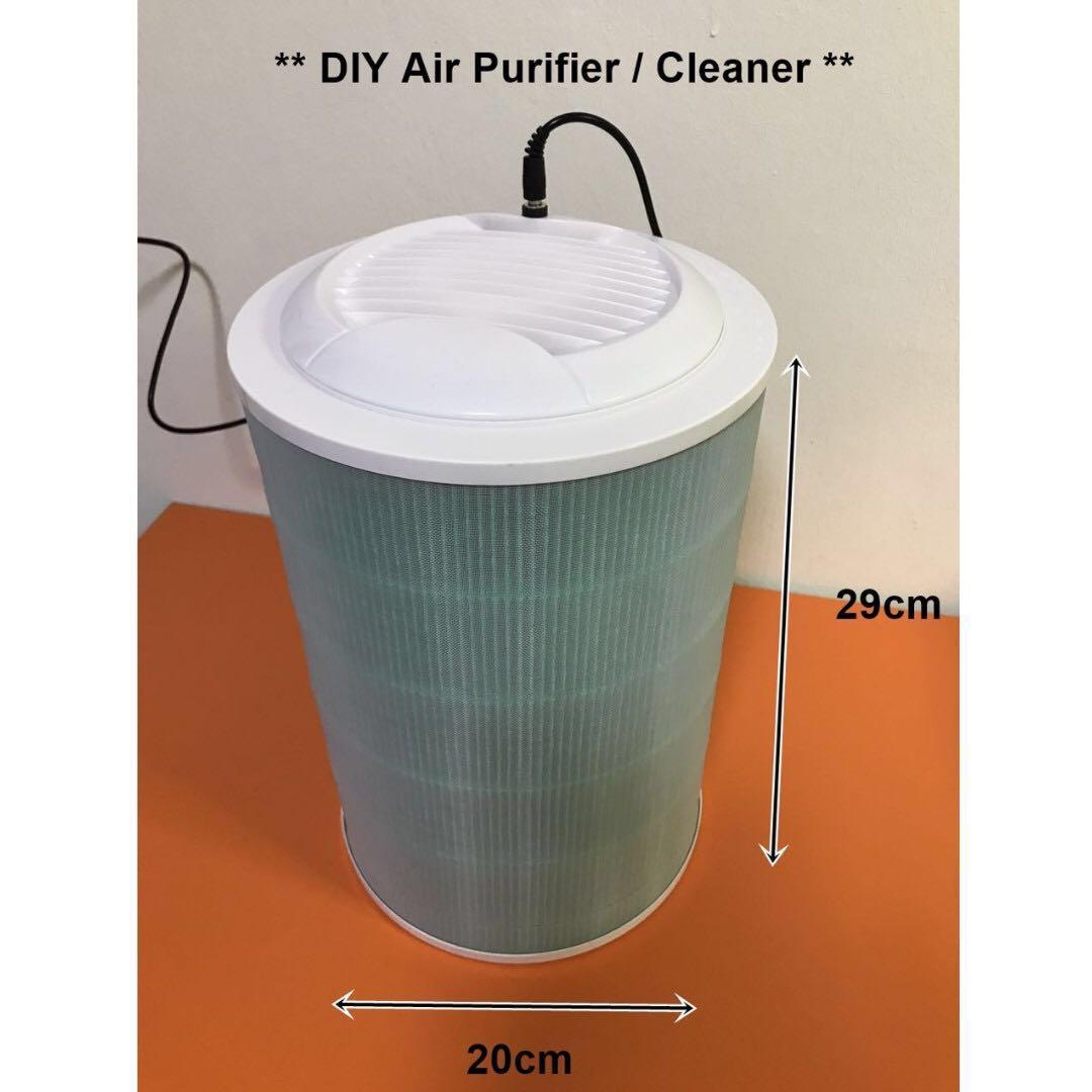 Diy Air Purifier Cleaner Electronics Others On Carousell