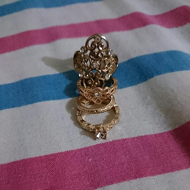 Forever 21 Fancy Ring