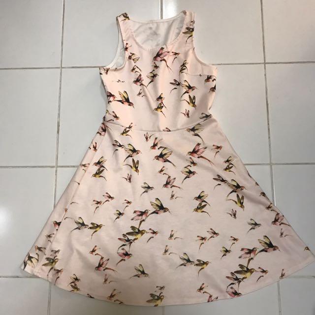 Floral Flory Dress