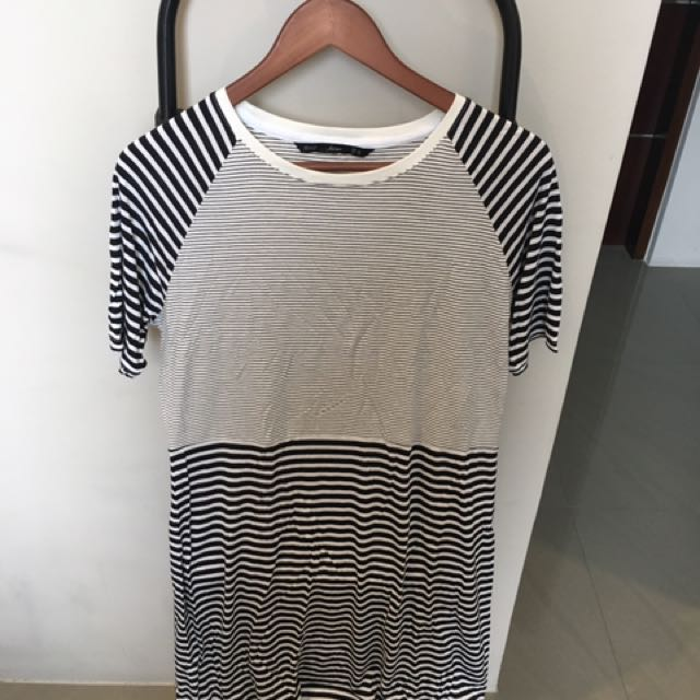 For Me Striped Dress