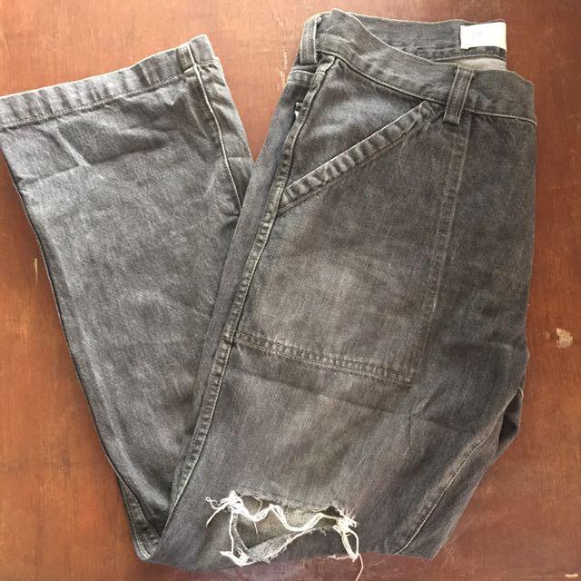 Gap army jeans