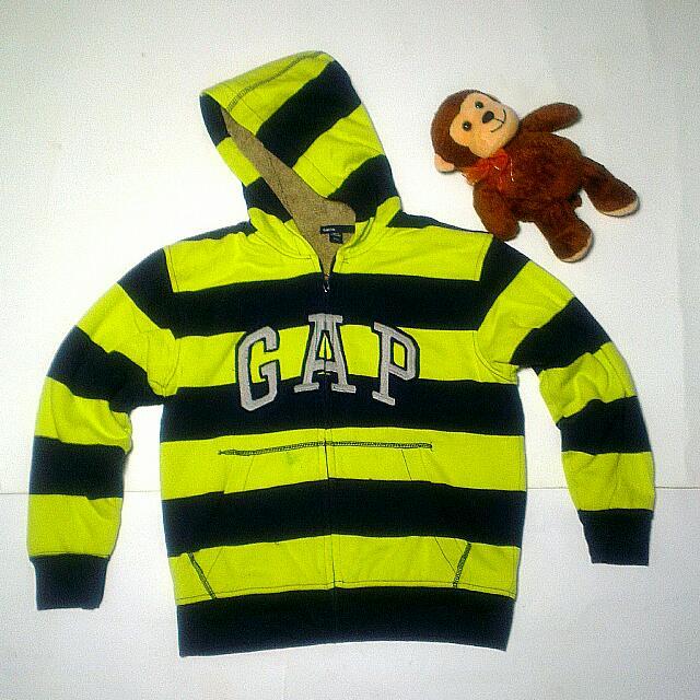 GAP Hoodie Zipp Authentic For Kids 10-13 Years