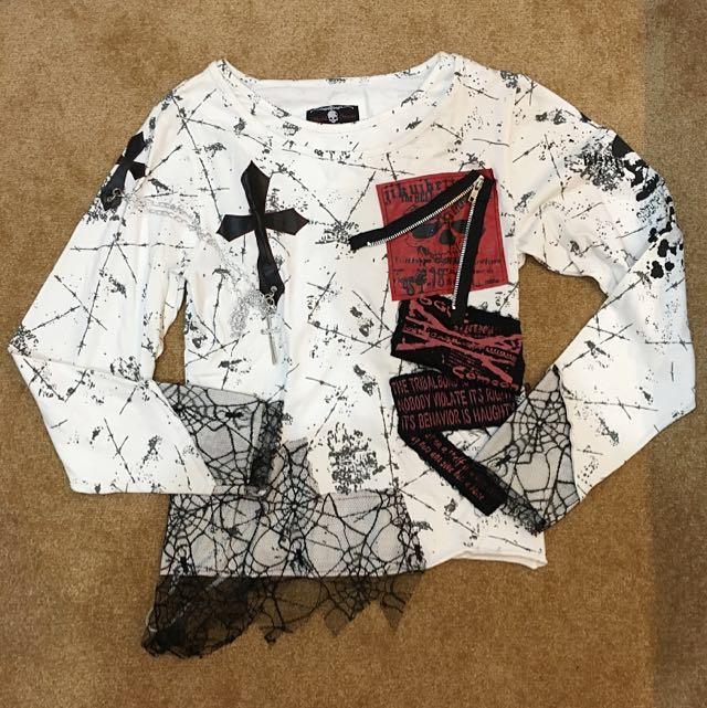 Gothic Punk Shirt