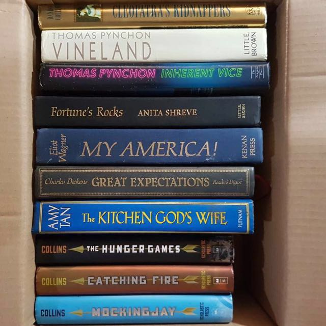 Hardbound Books For Sale