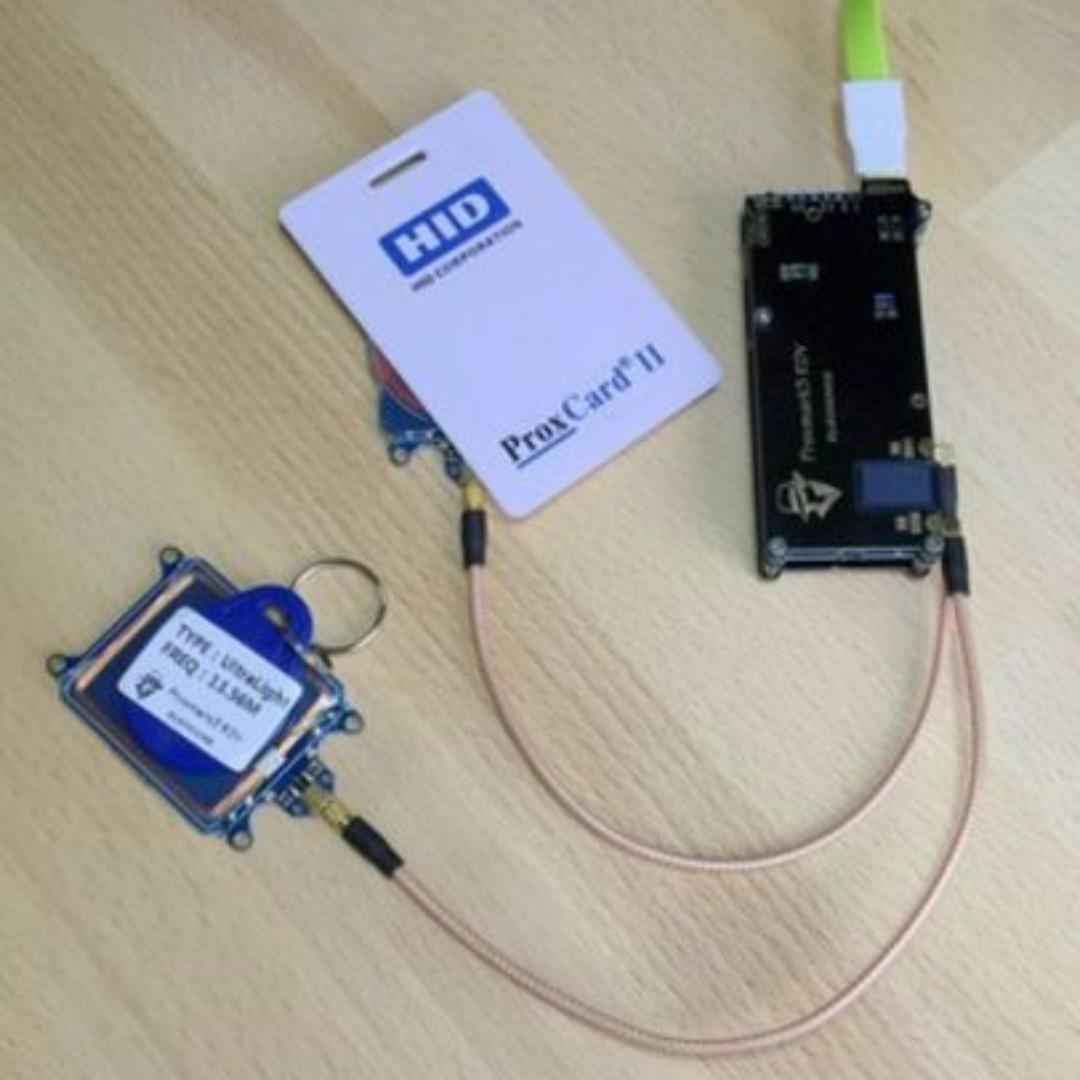 HID iClass Access Card Tag Copier Duplicator Proxmark3 V2 DEV kits RFID NFC