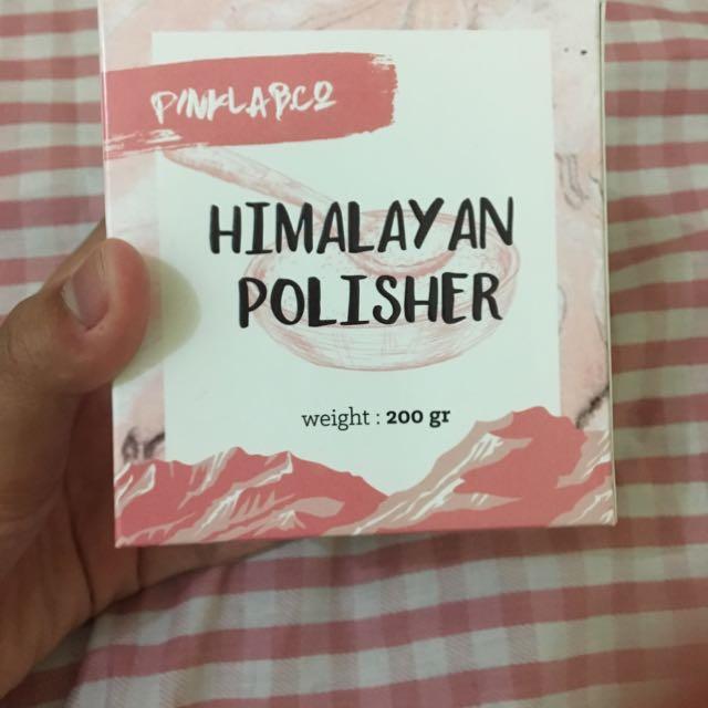 Himalayan polisher