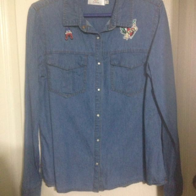 Hip Culture Jeans Tops