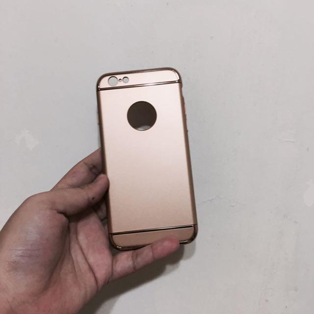 蘋果 iphone6S 金屬造型殼