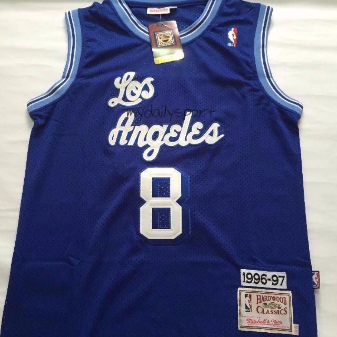 d4d44f50deae Los Angeles Lakers Vintage 1996-97 Kobe Bryant Jersey