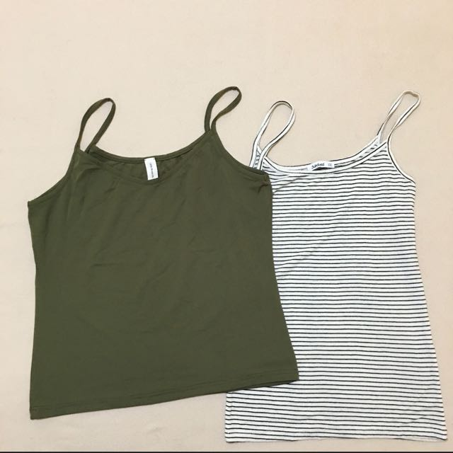 Intimissimi & Subdued Tank tops