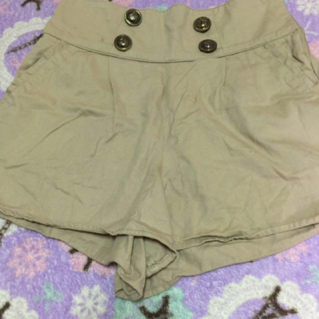 Japan brand high waist short