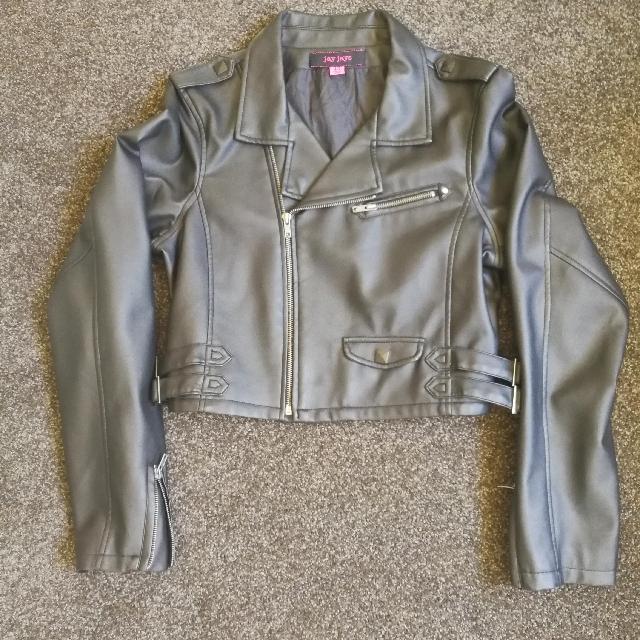 Jay Jays Faux Leather Jacket