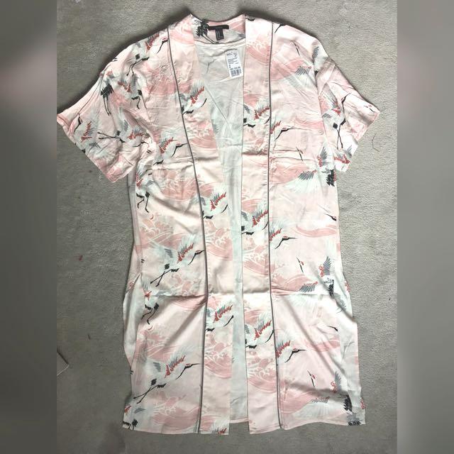 Kimono Maxi Cardigan size M