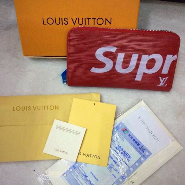 LV Supreme Wallet