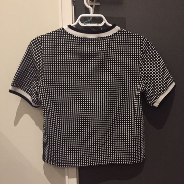 missguided grid top