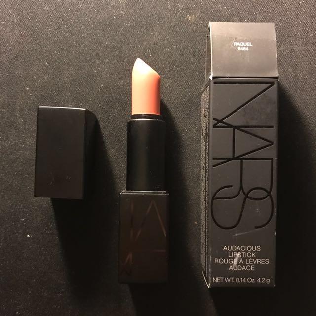 Nars Audacious Lipstick: Raquel