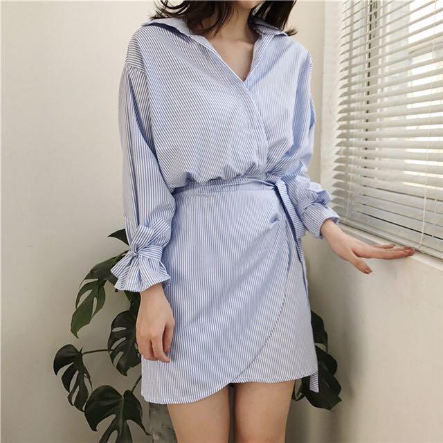 Navy Dress (PO)
