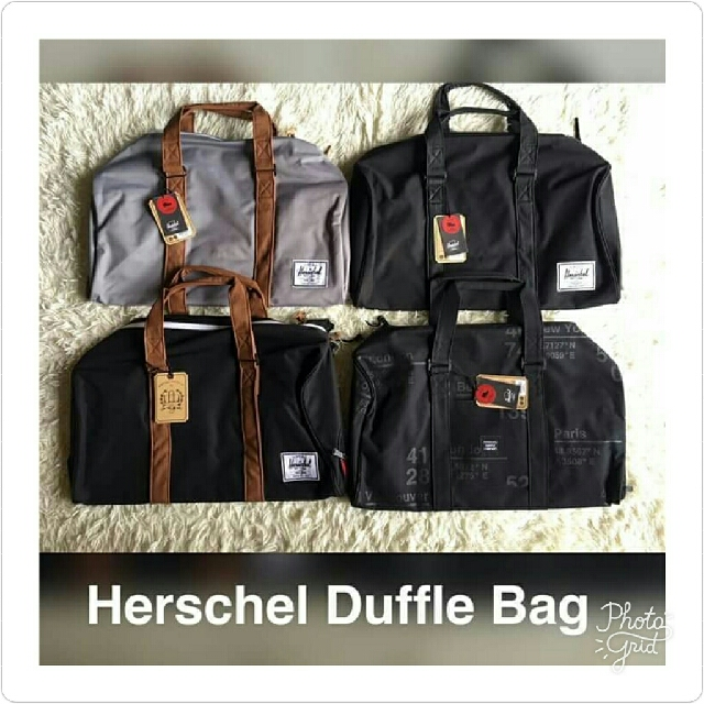 New Stocks  Herschel Duffle