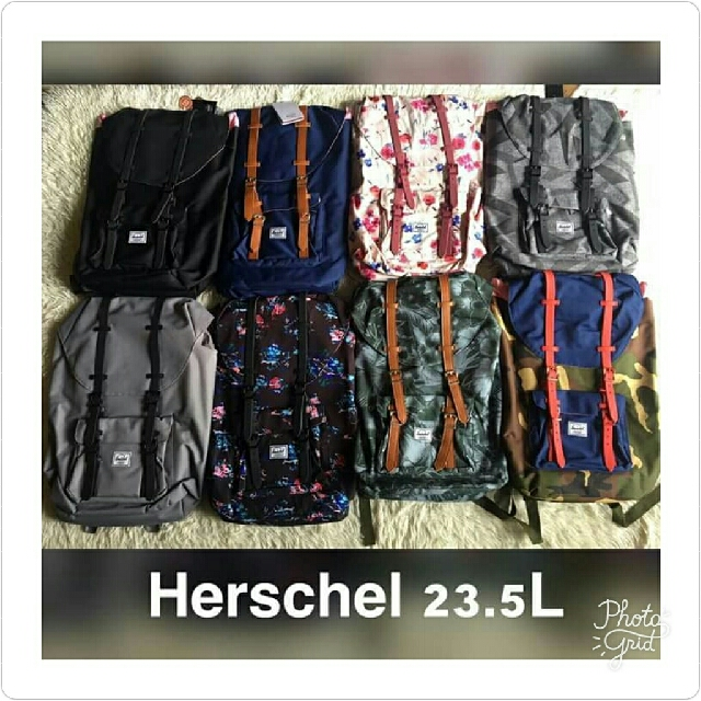 New Stocks Herschel Lil America 23.5L