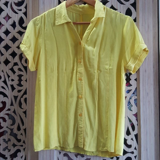 No Label - Yellow Shirt