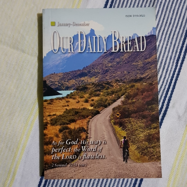 Our Daily Bread January-December Volume 20