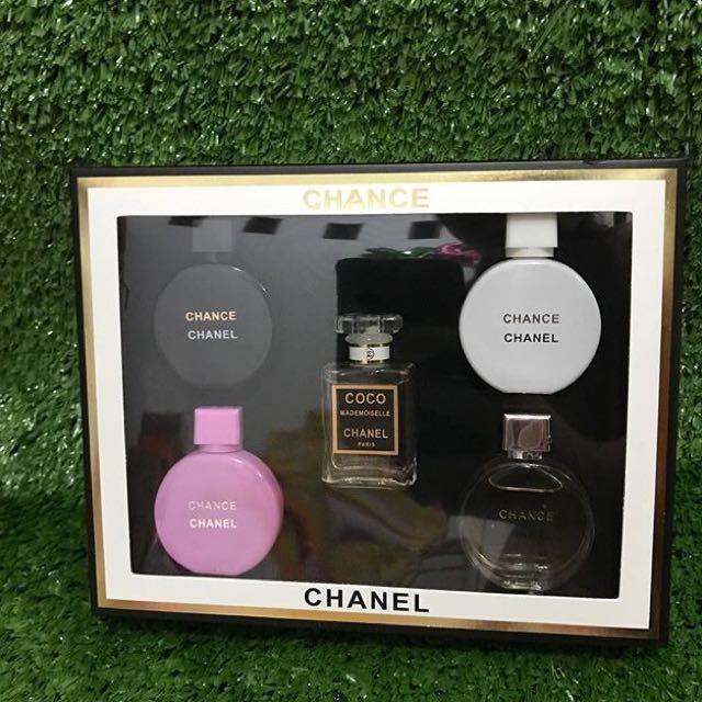 Parfum Miniature Chanel 5pcs