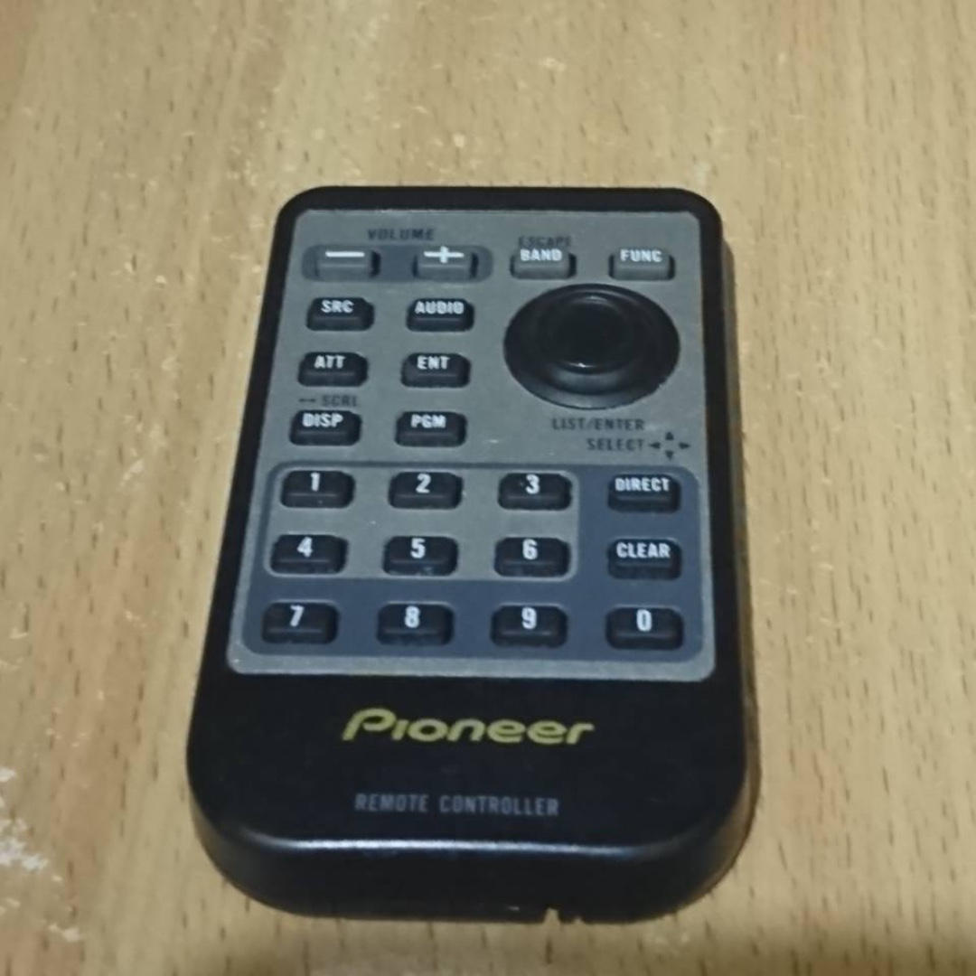 Pioneer CXC5717 Original Car Stereo Remote Control