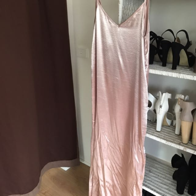 Princess polly silk maxi dress 6