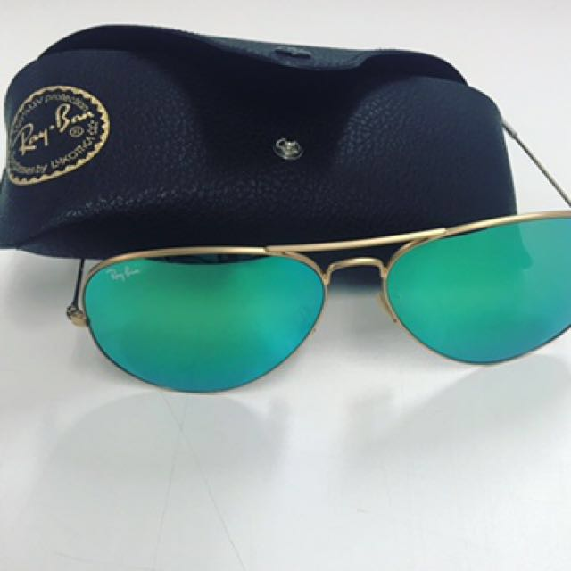 c0a85bc001354 Ray Ban Aviator RB 3025 Large 112 19 (New)