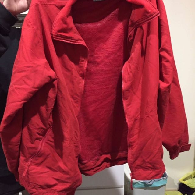 Red Jacket Size S