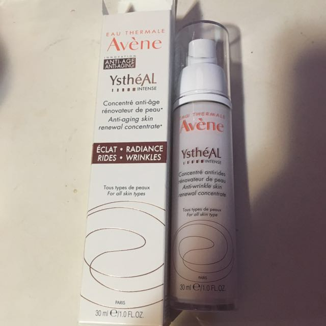 *reduced* Avene YstheAL Intense