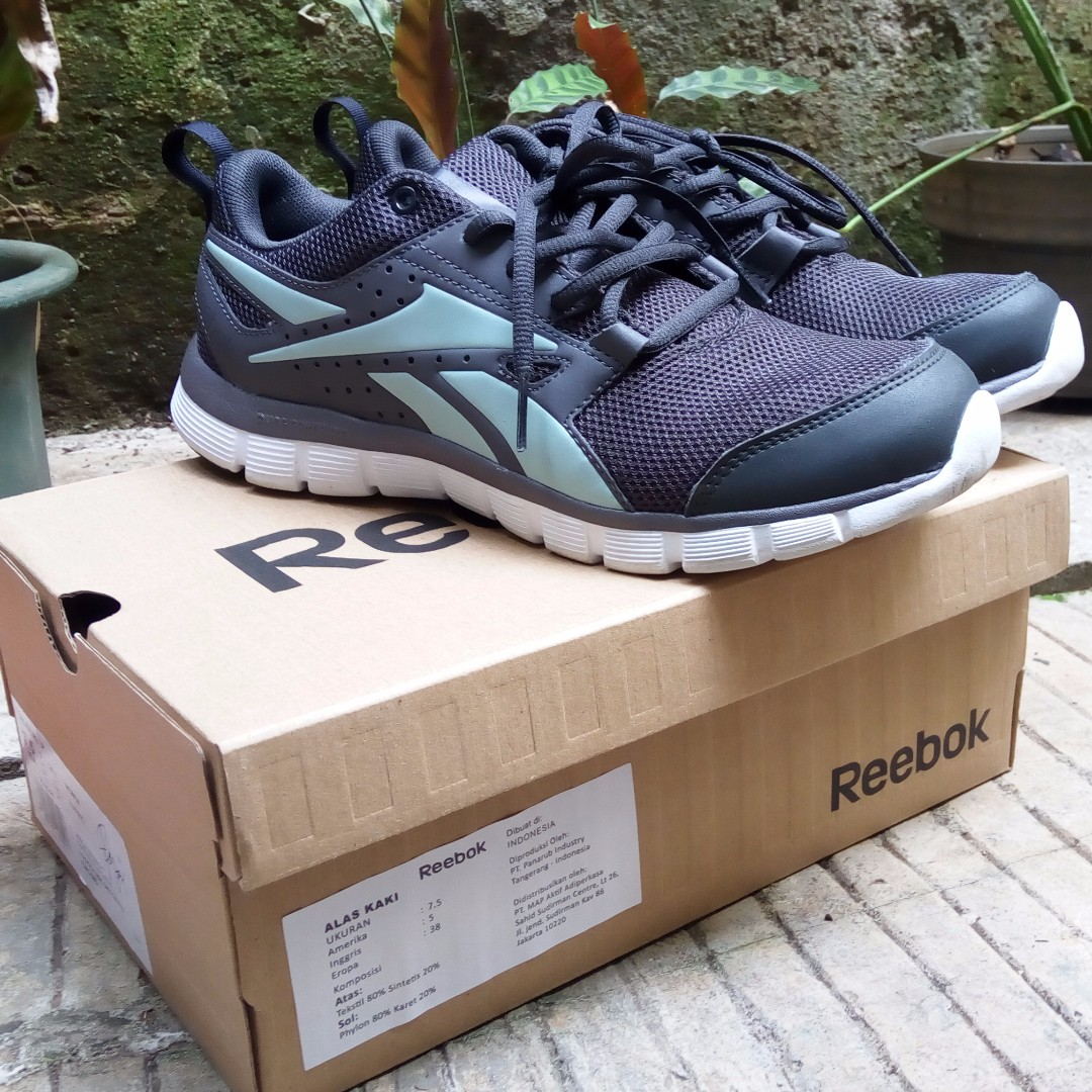 REEBOK HEXDUAL Running Shoes in Tosca