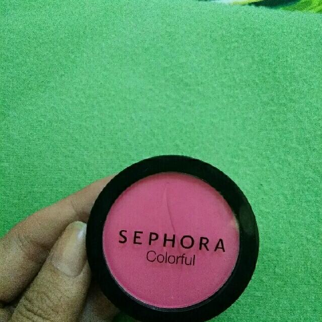 REPRICE!!! Sephora Blush In Shocking Color N9