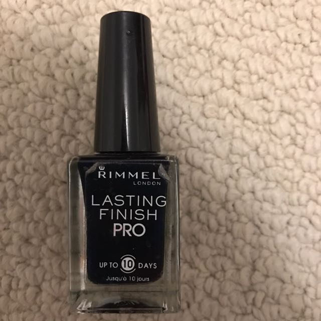 Rimmel London Lasting Finish Pro