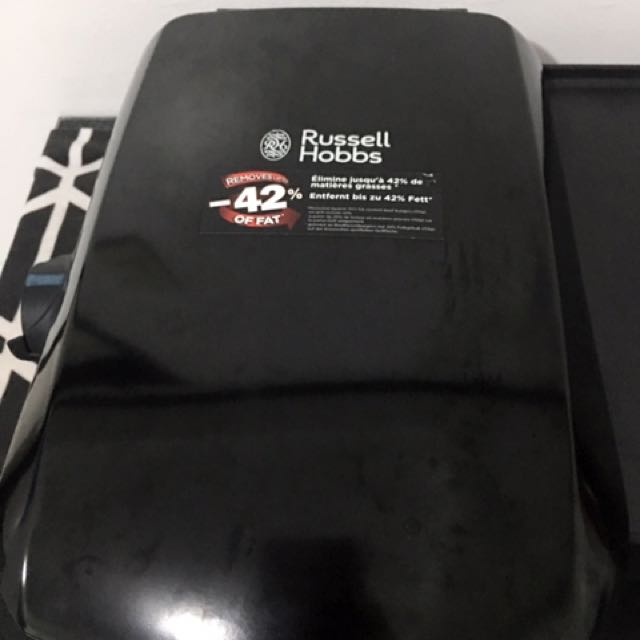 russel hobbs electric griller or frying pann