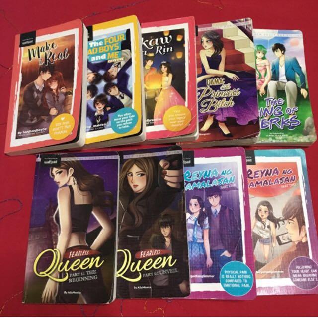 Sale Pop Fiction Books Books Books On Carousell